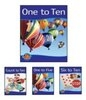 Viva Easy Maths Learner, Set 1: One to Ten, 4 Books by Pascal Press on Textnook.com