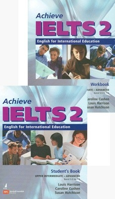 Achieve Ielts 2: Pack of (Sb Wth 3 Cd's)+(Wb With 1 Cd) by Louis Harrison Caroline Cushen Susan Hutchison on Textnook.com