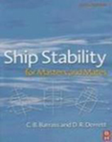 Ship Stability for Masters and Mates, 6th Ed, 462 Pages 0Th Ed by Bryan BarrassCapt D R Derrett on Textnook.com