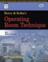 Berry & Kohn's Operating Room Technique, 11st Ed by Nancymarie Phillips on Textnook.com