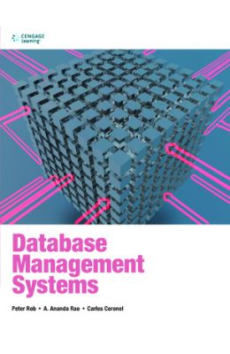 Database Management Systems for Jntu, 1st Ed by A Ananda RaoPeter RobCarlos Coronel on Textnook.com