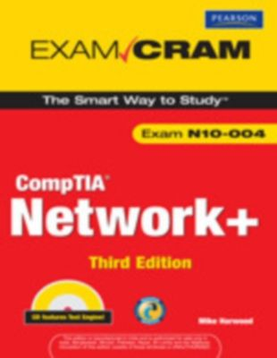 Comptia Network+ N10 - 004 Exam Cram, 3rd Ed by Harwood on Textnook.com