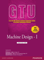 Machine Design 1: As Per the Fifth - Semester Mechanical Engineering Syllabus of the Gujarat Technological University by U C JindalRobert L Norton on Textnook.com