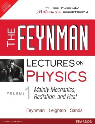 The Feynman Lectures On Physics Vol - 1 by Feynman on Textnook.com