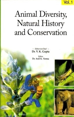 Animal Diversity, Natural History and Conservation Vol. 1 by ANIL K.GuptaVijay KumarVarma on Textnook.com