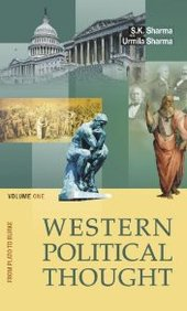 Western Political Thought Vol 1 From Plato to Burke by S K SharmaUrmila Sharma on Textnook.com