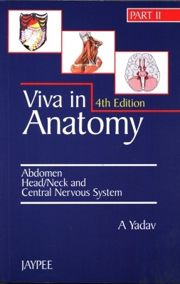 Viva In Anatomy (Vol-02) by Yadav Arun on Textnook.com