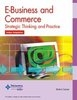 E - Business & Commerce (Strategic Thinking & Practi, 1st Ed by Brahm Canzer on Textnook.com