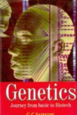 Genetics: Journey From Basic To Biotechnology (English) 01 Edition by G. C. Satpathy on Textnook.com