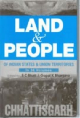 Land And People of Indian States & Union Territories 36 Vols.Set (English) 01 Edition by Gopal K BhargavaEd. S. C. Bhatt on Textnook.com