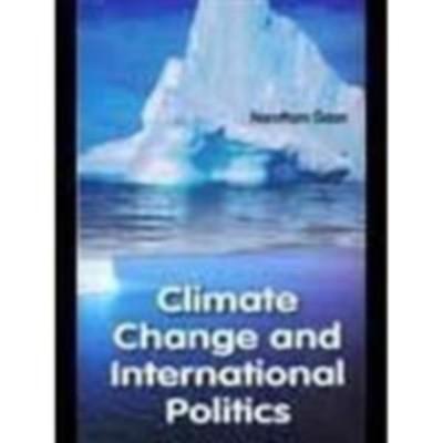 Climate Change And International Politics (English) 01 Edition by Narottam Gaan on Textnook.com
