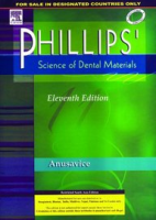Phillips Science of Dental Materials, 11th Ed by Kenneth J Anusavice on Textnook.com
