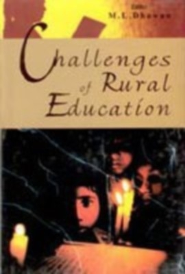 Rural Development And Education (Challenges of Rural Education), Vol. 1 (English) 01 Edition by M. L. Dhawan on Textnook.com