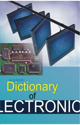 Dictionary of Electronics (English) 01 Edition by Sumit Sharma on Textnook.com