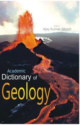 Dictionary of Geology (English) 01 Edition by Ajay Kumar Ghosh on Textnook.com