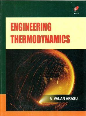 Engineering Thermodynamics, 1st Ed by VALAN on Textnook.com