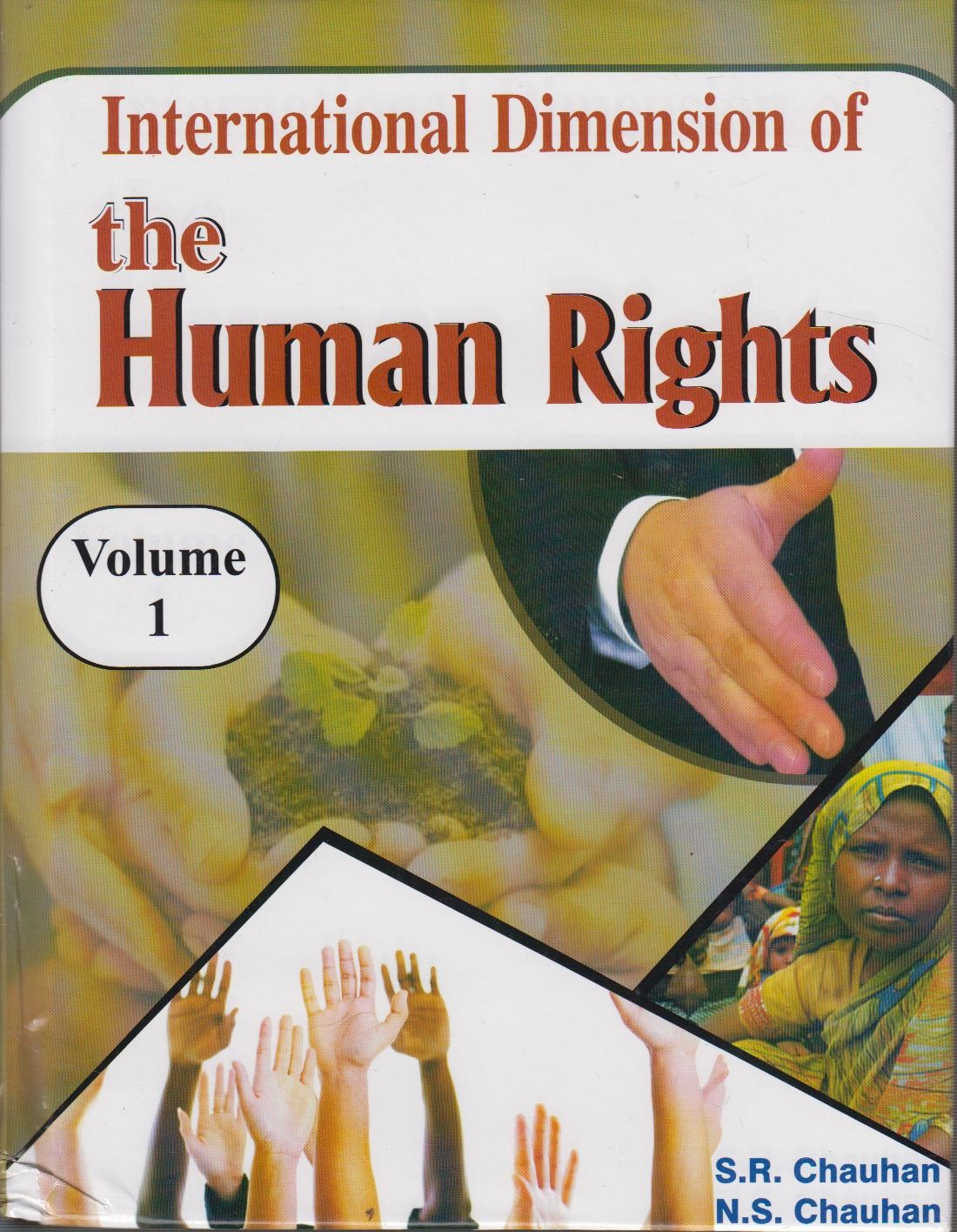 International Dimension of the Human Rights (Vol.1 - 4) by N S ChauhanS R Chauhan on Textnook.com