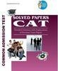 Solved Papers Cat: Common Admission Test with Explanations of Previous Years Papers, 1st Ed by G K PUblications on Textnook.com