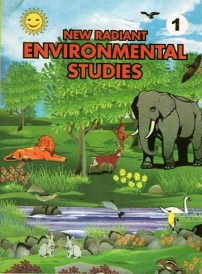 New Radiant Environmental Studies Book No 1 by Krishna on Textnook.com