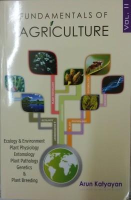 Fundamentals Of Agriculture Vol - 2 by ArunKatyayan on Textnook.com