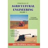 Principles of Agricultural Engineering Vol 1 by T P Ojha on Textnook.com