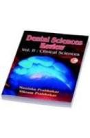 Dental Sciences Review Vol 1 Basic Sciences by Vikram PrabhakarManisha Sahni Prabhakar on Textnook.com