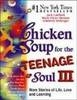 Chicken Soup For The Teenage Soul Iii 01 Ed by Jack Canfield on Textnook.com