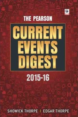 Current Events Digest 2015- 16 by Showick Thorpe on Textnook.com