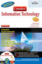 Comdex Information Technology Course Kit2009-10 Ed by Vikas Gupta on Textnook.com