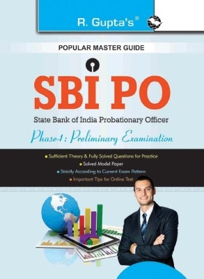 Sbi-Po Phase-1: Preliminary Examination by N/A on Textnook.com