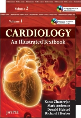 Cardiology An Illustrated Textbook (2Vols) by Chatterjee on Textnook.com