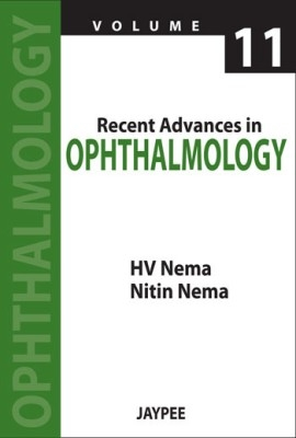R.A.In Ophthalmology (Vol-11) by Nema on Textnook.com