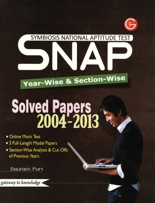 Snap Solved Papers 2004 - 2013, 5th Ed by Puri G on Textnook.com
