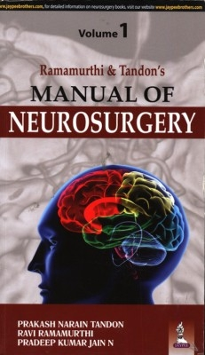 Ramamurthi & Tandon'S Manual Of Neurosurgery (2 Vols) by Tandon Prakash Narain on Textnook.com
