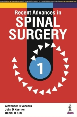 Recent Advances In Spinal Surgery Vol.1 by Vaccaro Alexander R on Textnook.com