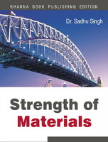 Strength of Materials, 1st Ed by Sadhu Singh on Textnook.com