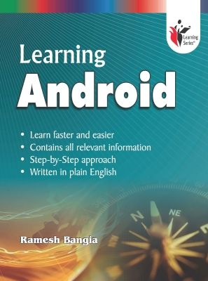 Learning Android 1 Ed by Ramesh Bangia on Textnook.com