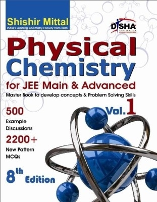 New Pattern Physical Chemistry Vol. 1 for JEE Main & JEE Advanced 8th edition by Disha Publication on Textnook.com