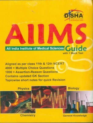 AIIMS Guide with 1 Mock Test by Disha Publication on Textnook.com