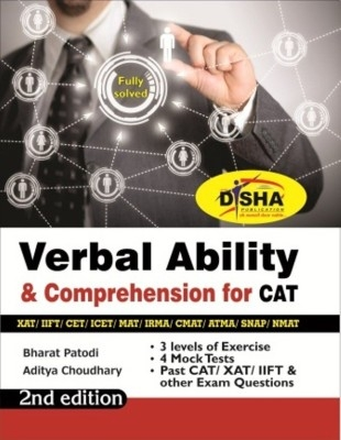 Verbal Ability For Cat 2/E by Aditya Choudhary on Textnook.com