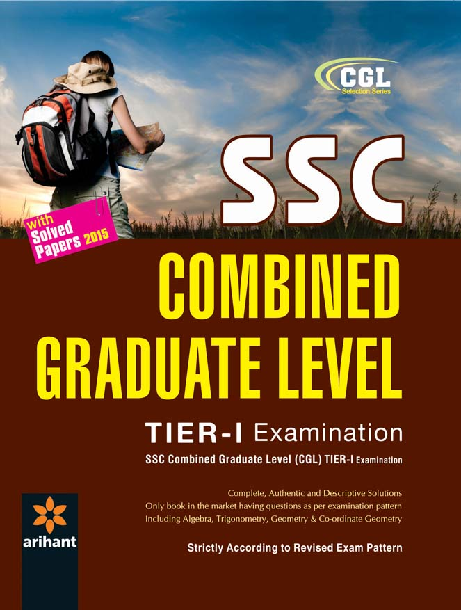 SSC Combined Graduate Level Tier-1 Examination by Arihant Experts on Textnook.com