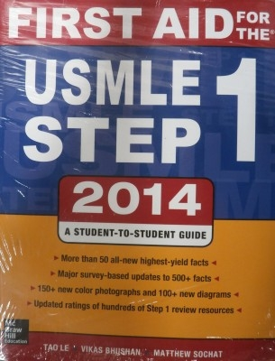 First Aid For The Usmle Step 1 2014 by TaoLe on Textnook.com