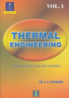 Thermal Engineering, Vol.1 by S S KHANDARE on Textnook.com