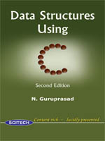 Data Structures Using C 02 Ed by Guru Prasad N on Textnook.com