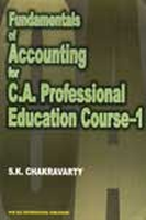 Fundamentals of Accountancy for C.A.Professional Education Course - 1, 1st Ed by Samir Kumar Chakravarty on Textnook.com