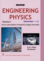 Engineering Physics Volume - 1, 1st Ed by Sivakami PillaiS O Pillai on Textnook.com