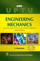UPTU Engineering Mechanics: As Per the New Syllabus, B.Tech. 1 Year of U.P. Technical University, 2nd Ed by S S Bhavikatti on Textnook.com