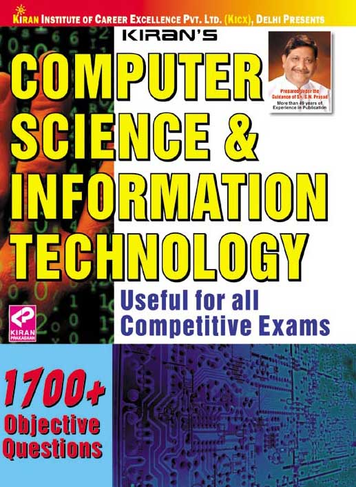 Computer Science & Information Technology 1700+ Objective QuestionEnglish by  on Textnook.com