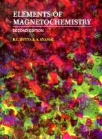 Elements of Magnetochemistry, 2nd Ed 02 Ed by Arun Syamal on Textnook.com