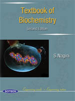 Textbook of Biochemistry 02 Ed by Nagini S on Textnook.com